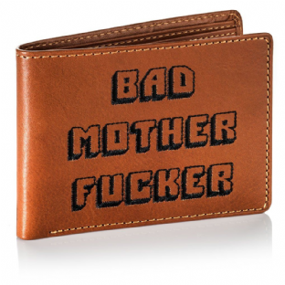 Pulp Fiction Bad Motherfucker Wallet